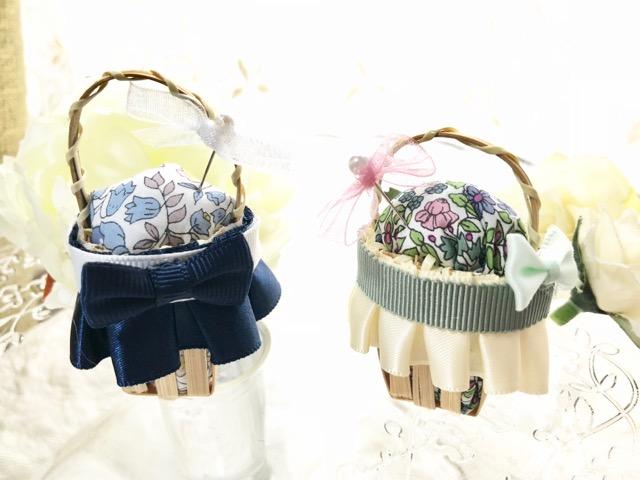 フェアリーアロマバスケットby Atelier Michelleハンドメイドレッスン【通信あり】