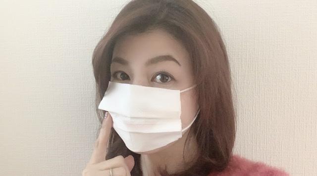 紙ナプキンで簡単!市販のマスクゴムを再利用したマスクの作り方